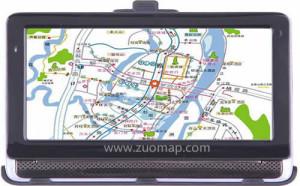 GPS导航位置服务