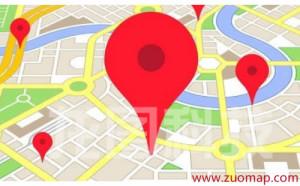 互联网地图标注