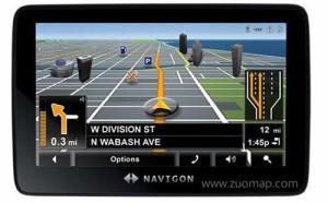 GPS车载及便携导航