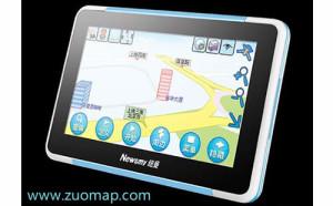 GPS地图标注