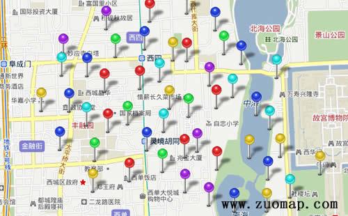 地图-南昌手绘地图发布