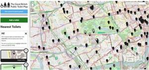 手机app地图标注