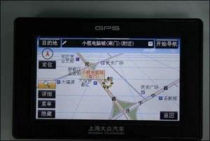 道道通导航地图标注