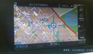 凯立德地图标注