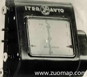 地图导航标注