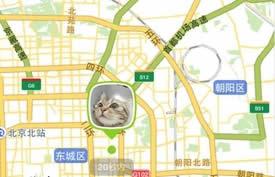 搜狗地图标注