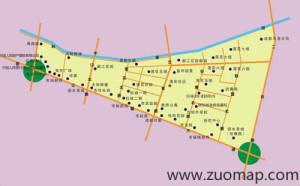 社区地图标注