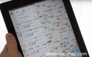 安卓导航谷歌地图标注