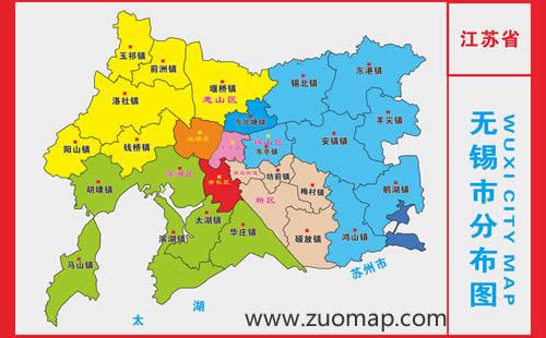 无锡城市建成区面积由102平方公里扩展到325平方公里