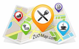景区地图标注