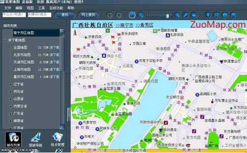 邮政服务网点电子地图标注工作启动
