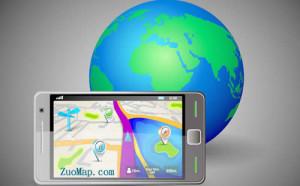 离线地图标记软件