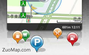 在线地图标注