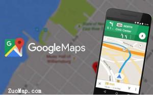 谷歌地图标注酒店