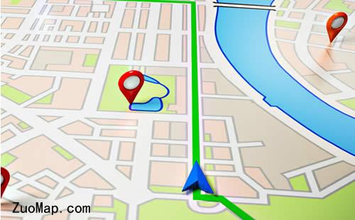 大数据时代地图标注将迎来新的风口