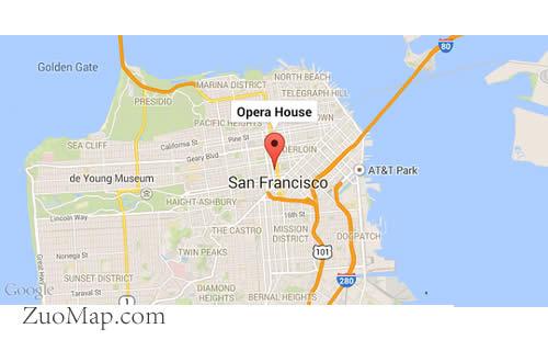 谷歌地图标注uber地图的叫车