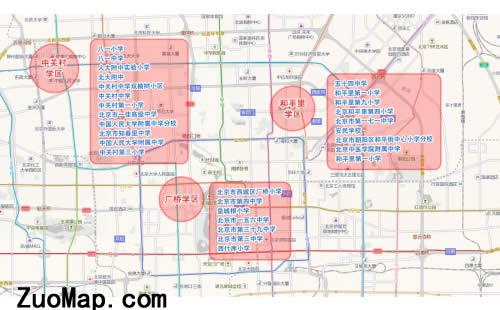 北京交警联合高德地图标注发布预测报告?