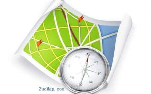 嘉兴地图标注