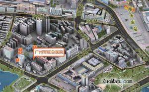 医院地图标注