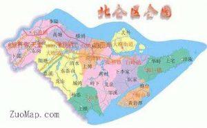 宁波地图标注