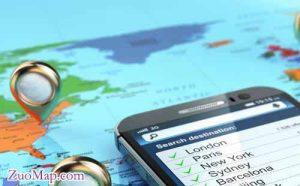 东莞地图标注