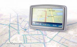 景点地图标注