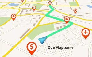 腾讯地图商户标注