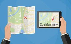 地图标注商户